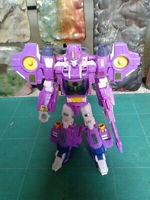 TRANSFORMERS Titans Return NAUTICA (IDW). Mint, Reprolabelled, & displayed only!