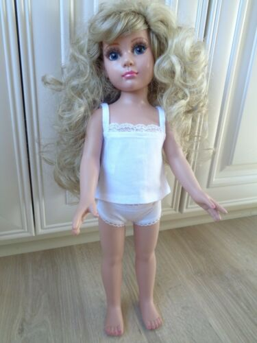 """18"""" All Vinyl Vintage Fashion Doll Made by Robert Tonner"""
