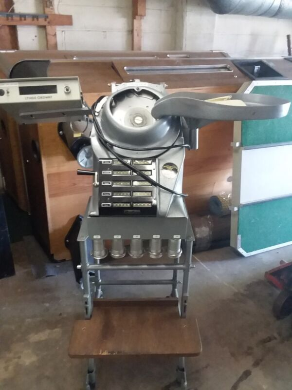 Lynde Ordway Coin Counter