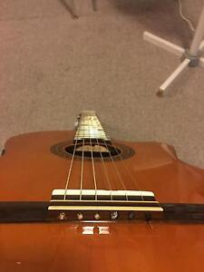 Yamaha CGX102 Classical Acoustic Electric Guitar Spruce Top System 68N Cronulla Sutherland Area Preview