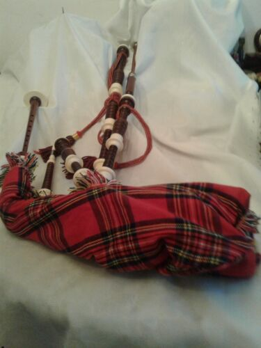 Scottish Bagpipe Full Size Highland Bagpipes Chanter Reeds