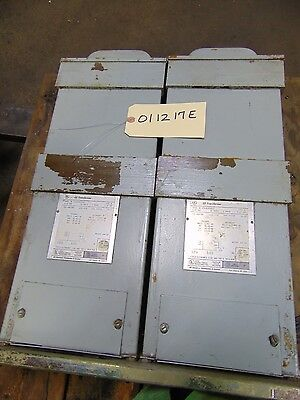 2 - Ge 3 Phase Electrical Transformers 483460437 - 460y266