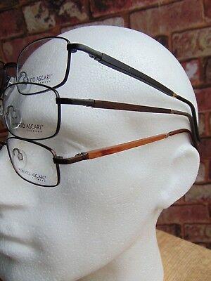 ALBERTO ASCARI 1003 eyeglasses glasses frame - Wooden Arms (3 colours for (Eyeglasses For Sale)