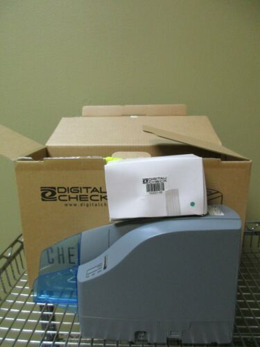 Digital Check CheXpress 30 Desktop Non-InkJet Check Scanner 152000-01