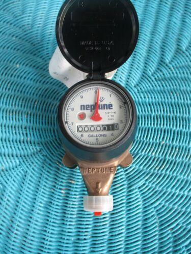 Neptune 5/8 T-10 Water Meter  NEW