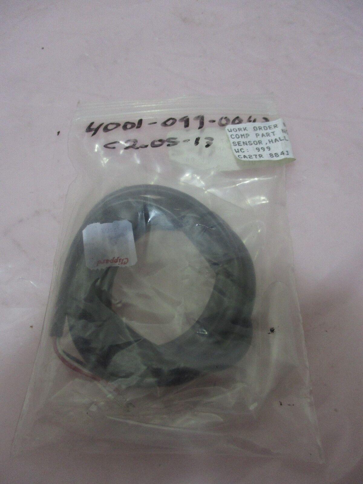 Clippard HS-9901 Hall Effect Sensor, OnTrak 80-0002-047, 4001-099-0042, 420256
