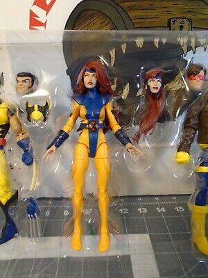 Marvel Legends JEAN GREY Love Triangle 3 Pack New