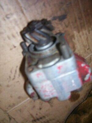 Original Ih Farmall Cub Tractor - Hydraulic Pump Gear