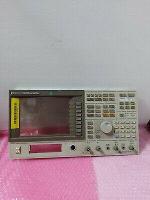 Hp Agilent 89410a Dc - 10mhz Vector Signal Analyzer Front Panel