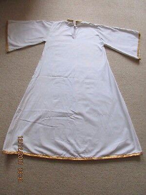 Engelskostüm Engelskleid für Frauen Größe M Erwachsene ()