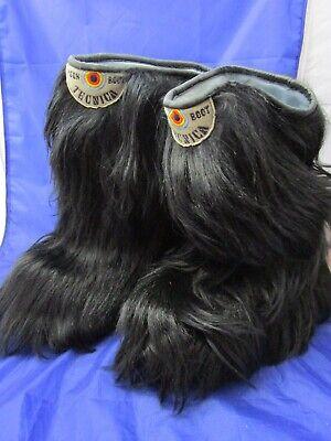 Moon Boots Tecnica ~ Yeti Boots Gr. 39-42 ~ Fellstiefel Stiefel ~ Apres Ski  RAR
