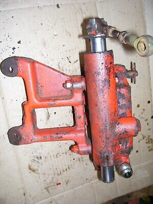 Vintage Ji Case 440 Gas Tractor -3 Point Hitch Hydraulic Valve- 1963