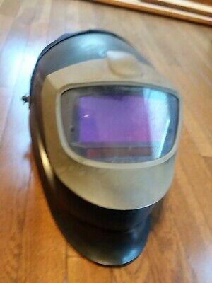 3m Speedglas Adflo Weld Shield Helmet 9002x Papr Air Adlfo Filtering Respirator