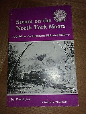 Steam on the North York Moors Dalesman NYMR