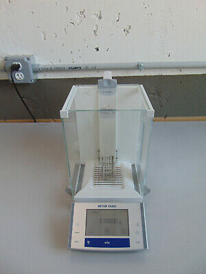 Mettler Xs105 Analytical Balance Certified 6 Month Warranty