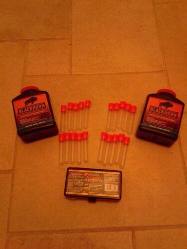 24 Blackhorn 209 Black Powder Charge Tubes