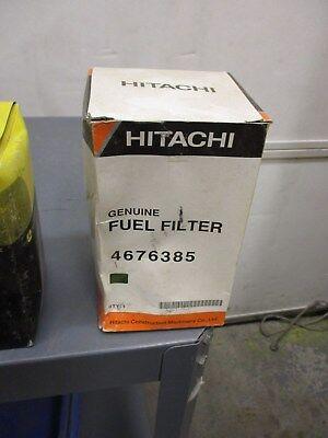 Hitachi Fuel Filter 4676385