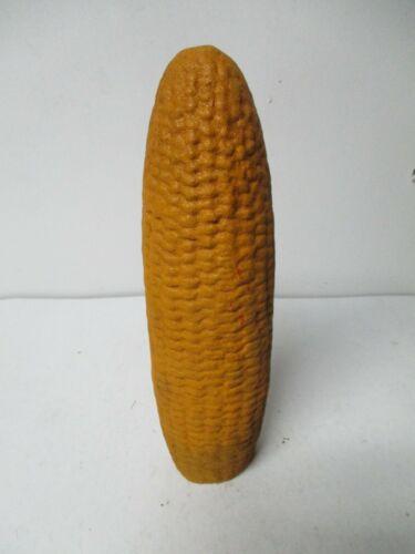 Marvelous Yellow Ear of Corn Decoy or Halloween Decoration