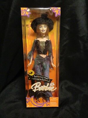 Halloween Star Barbie 2005 New in Box ()