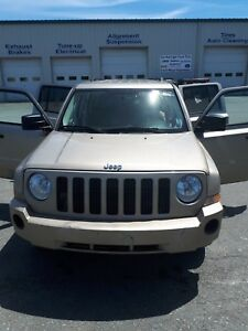 Jeep Patriot 2009 new MVi
