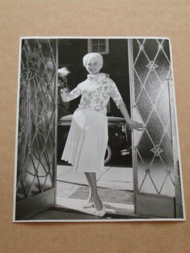 Monica Zetterlund 10 x 8 1959 Agency Publicity Photo (2)