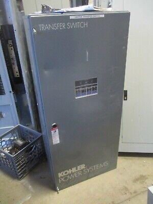 Kohler Kct-amta-04005 400 Amp 3 Phase Automatic Transfer Switch- Ats319