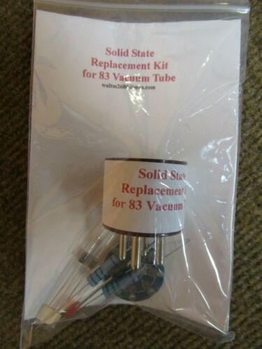 DIY Kit Solid State 83 Regulated Replacement Rectifier TV-7  Other Tube Testers