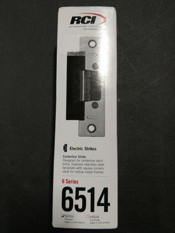 RCI Standard Profile Electric Strike S6514