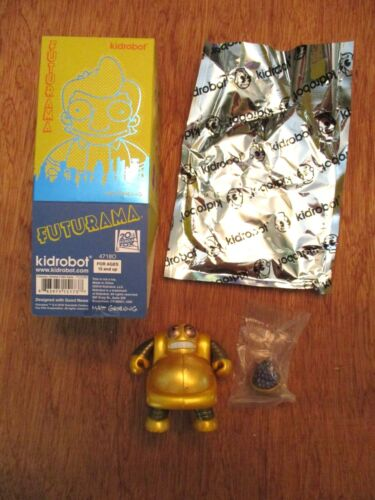 Futurama Universe X Kidrobot Hedonism Bot figure figurine new