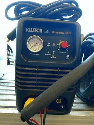 Klutch Plasma Cutter 375i