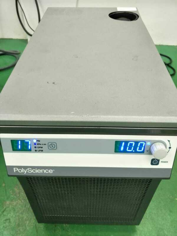 C1307 Polyscience Chiller, 6760tg5car94 (working Condition) 1324960