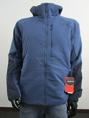 Mens XL-XXL TNF The North Face Ventrix Hoodie Insulated Climbing Jacket Shady