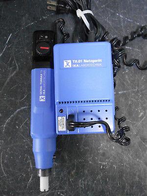 Ika T8 Ultra-turrax Homogenizer With T8.01 Power Supply