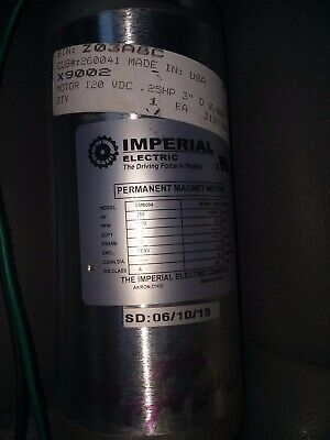 Imperial Permanent Magnet Electric Model Smb004
