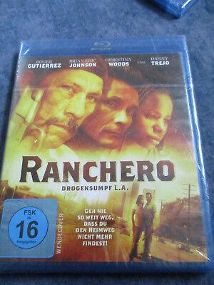 Ranchero - Drogensumpf L.A. (2014) unbenutzt