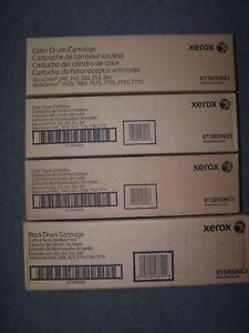 Xerox Docucolor 4 drums , 240,242,250,252,260,7655,7665,7675,7755,7765,7775
