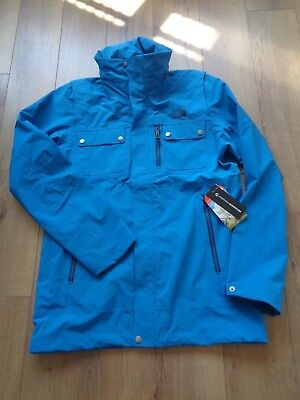 The North Face M65 Explorer Trail mens hooded jacket coat Size M NEW+TAGS
