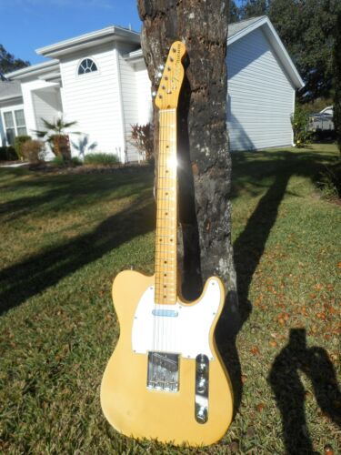 1975 Telecaster  / Genuine Fender Parts