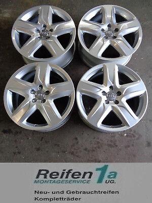 Audi A6 4G C7 Allroad Alufelgen 7 x 18 ET38 4G9601025C Avant 18 zoll Felgen gebraucht kaufen  Neckarsulm
