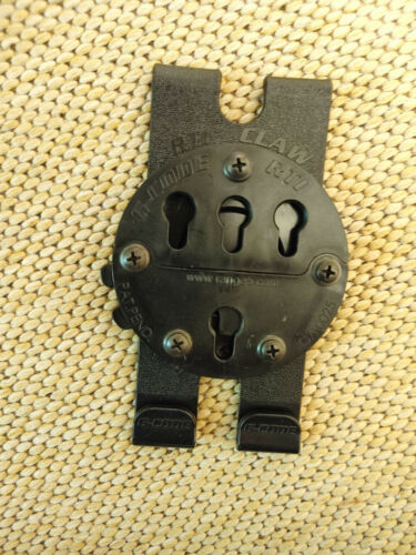 G-CODE RTI Claw 2 Holster Mount