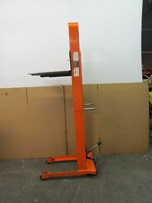 Lee M178 Hydraulic Die Stacker Lift 78 Lifting Height 1000lb Capacity