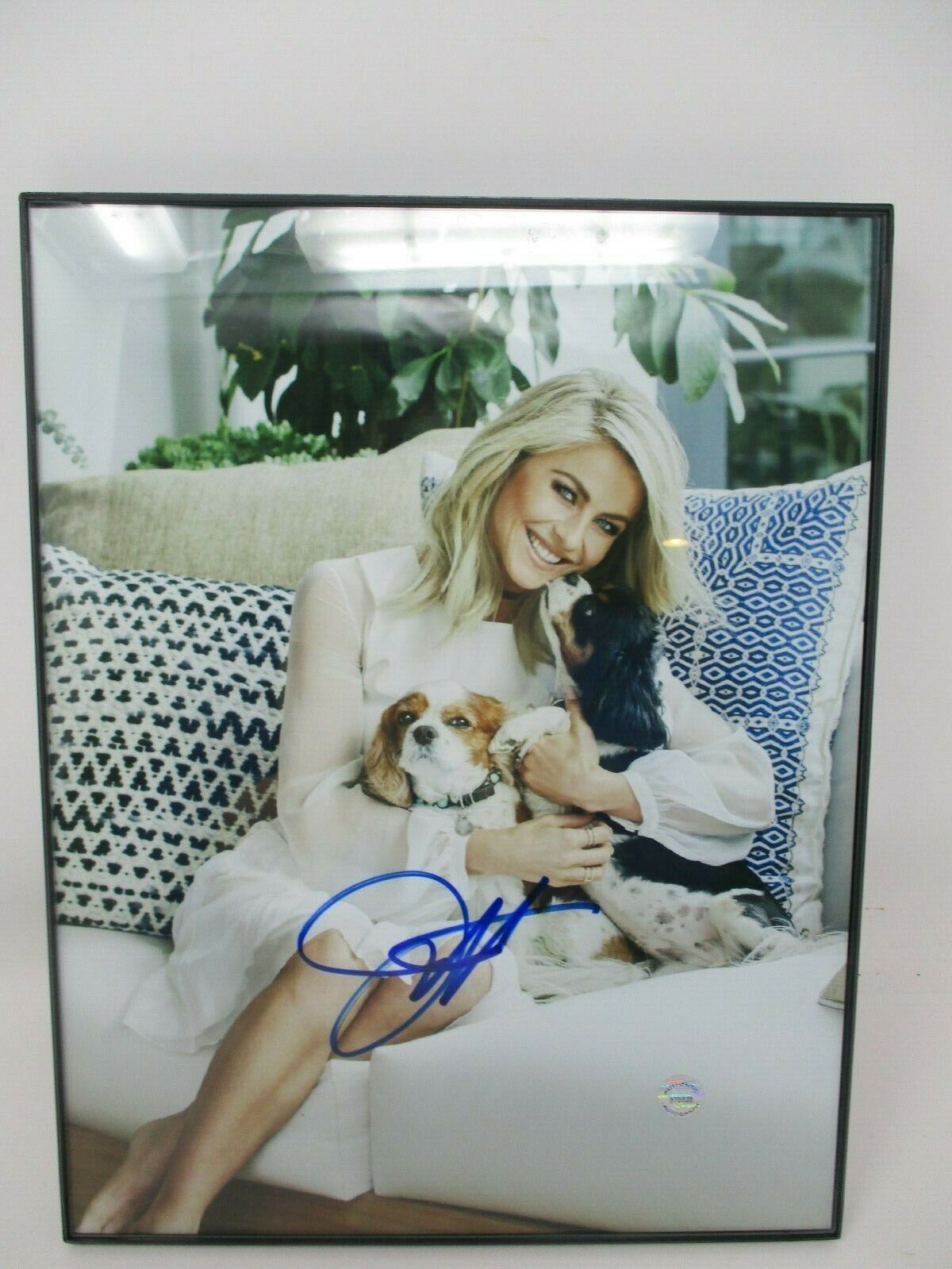 Signed Julianne Hough Picture