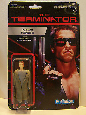 ReAction The Terminator Kyle Reese MOC  Y0031 ()
