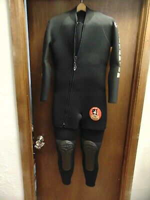 Harvey's Titanium The Toaster 2 Piece Scuba Diving Wet Suit Size Men's Medium