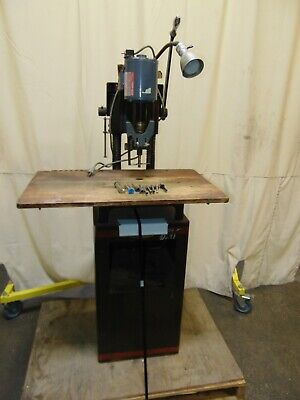 Challenge Paper Drilling Machine - 115v 13 Hp - With Bits