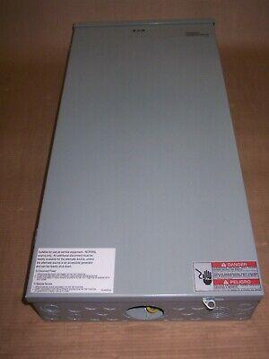 Eaton Cutler 200 Amp Automatic Transfer Switch Ats 208v 240v 1p Nema 3r
