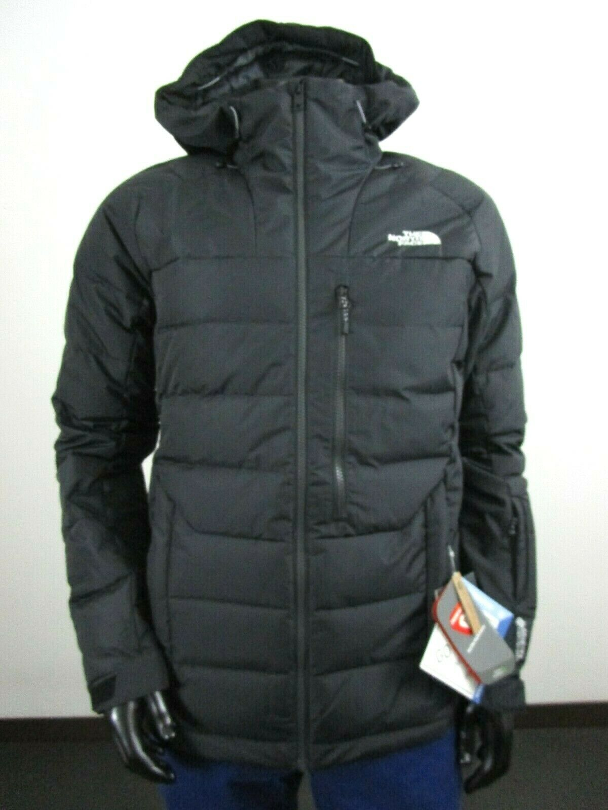 Mens M The North Face Corefire Gore Tex Insulated Hooded Dow