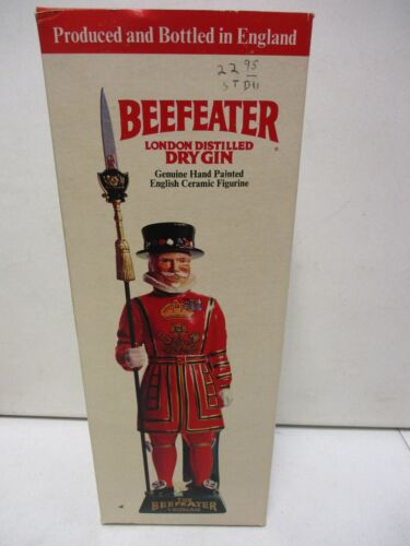 Beefeater London Distilled Dried Gin Yeoman Decanter