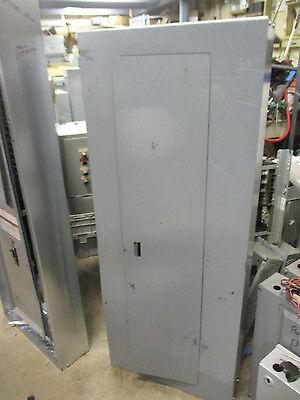 Square D Nqod 150 Amp Main Breaker 120208 Volt 42 Circuit Panelboard- E1921
