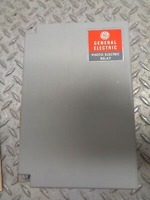 General Electric 3s7505pg520a6 Photo Electric Relay